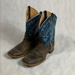 Cody James Mens Square Toe Western Boots 10D